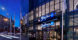 Radisson Blu Hotel, Birmingham - Birmingham - Edificio