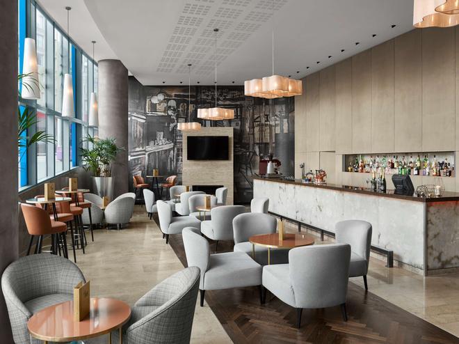 Radisson Blu Hotel, Birmingham - Birmingham - Bar