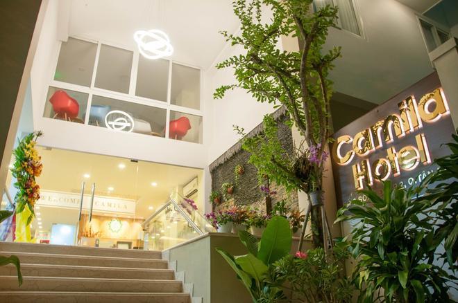 Camila Hotel - Ho Chi Minh City - Κτίριο