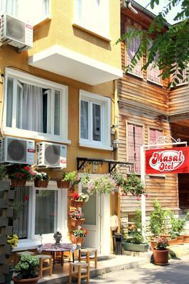 Masal Otel - Istanbul - Building