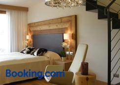Parkhotel Ladinia - San Vito Di Cadore - Bedroom