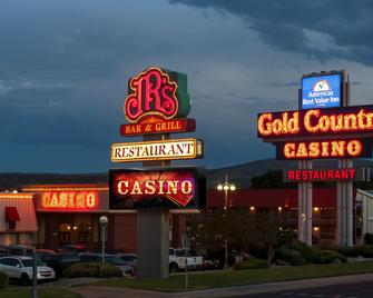 Americas Best Value Gold Country Inn & Casino - Elko - Building