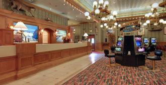 Americas Best Value Gold Country Inn & Casino - Elko - Recepción