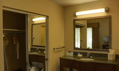 Hampton Inn & Suites Palm Coast - Palm Coast - Bathroom