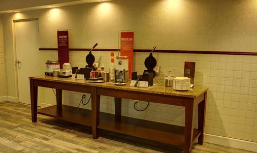 Hampton Inn & Suites Palm Coast - Palm Coast - Buffet
