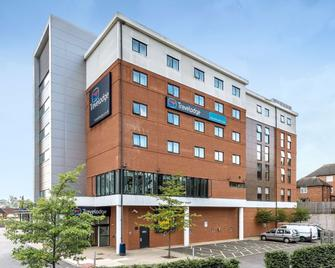 Travelodge Newscastle Under Lyme - Newcastle-under-Lyme - Gebouw