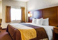 Comfort Inn - Watsonville - Schlafzimmer