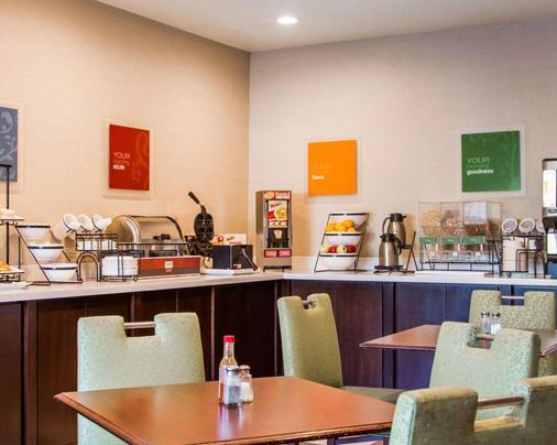 Comfort Inn - Watsonville - Buffet
