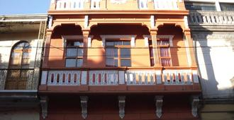 Casa de Isabel - Arequipa - Edificio