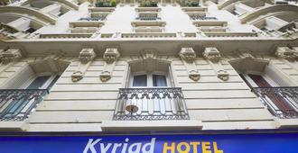 キリアド パリ 18 - ポルト ドゥ クリニャンクール - モンマルトル - パリ - 建物