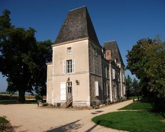 Château de Belle-Vue chambres d'hôtes - Chantonnay - Gebäude