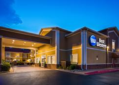 Best Western Sherwood Inn & Suites - North Little Rock - Building