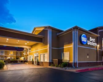 Best Western Sherwood Inn & Suites - North Little Rock - Building