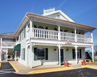Key West Inn - Tuscumbia - Gebäude