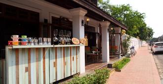 Cafe de Laos - Luang Prabang - Κτίριο