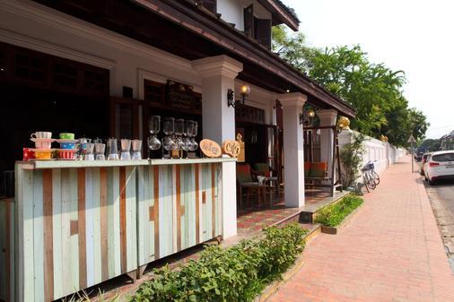 Cafe de Laos - Luang Prabang - Gebäude