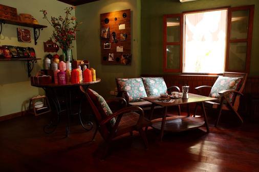 Cafe de Laos - Luang Prabang - Bar