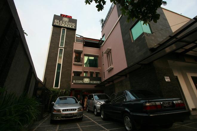 福公寓飯店 - 南雅加達 - 建築