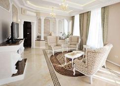 Gubernskaya Hotel - Mohylew - Pokój dzienny