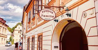 Familia - Český Krumlov - Building