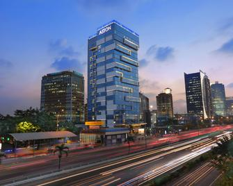 Aston Priority Simatupang And Conference Center - South Jakarta - Outdoor view