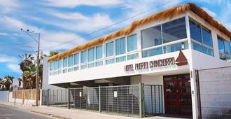 Hotel Puerto Chinchorro - Arica - Building