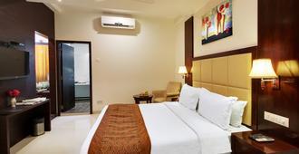 Hotel Sai Jashan - Shirdi - Κρεβατοκάμαρα