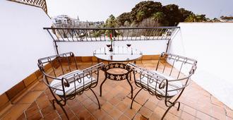 多納曼努埃拉酒店 - 塞維利亞 - 陽台
