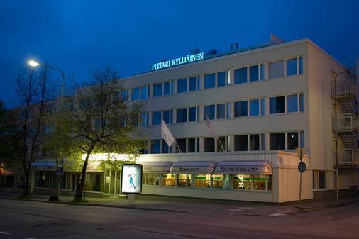 Hotelli Pietari Kylliäinen - Savonlinna - Rakennus