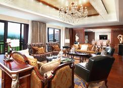 The Westin Changbaishan Resort - Manjiang - Living room