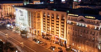 Khreschatyk City Center Hotel - Kiova - Rakennus