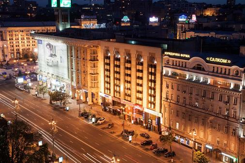 Khreschatyk City Center Hotel - Kyiv - Building