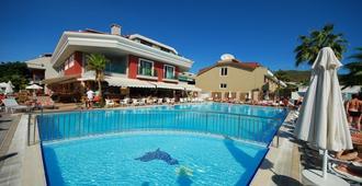 Pasabey Hotel - Marmaris - Bể bơi