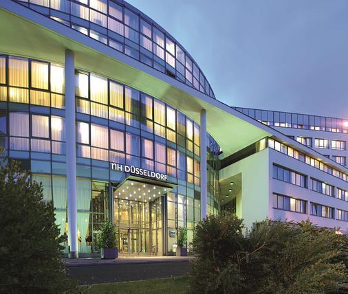 NH Düsseldorf City - Düsseldorf - Building