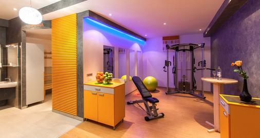 Best Western Hotel Stella - Zagreb - Gym