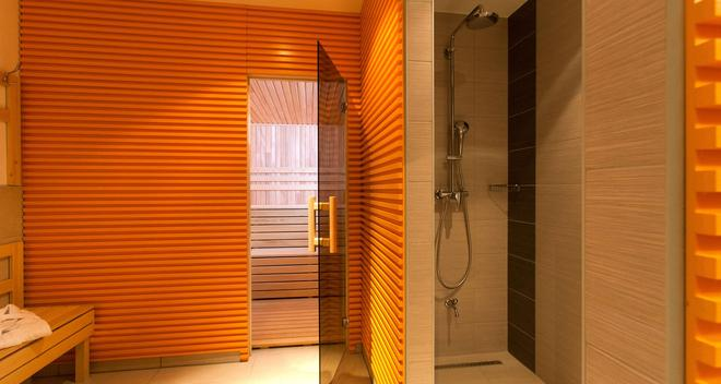 Best Western Hotel Stella - Zagreb - Bathroom