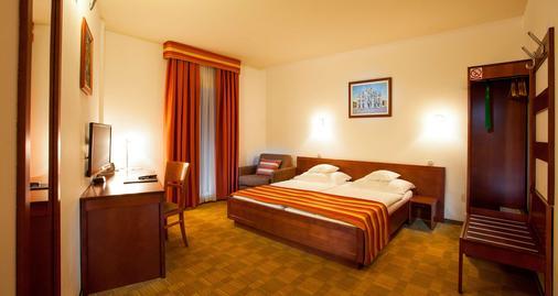 Best Western Hotel Stella - Zagreb - Makuuhuone