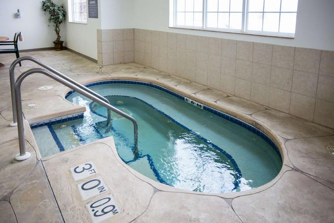 Sleep Inn & Suites Conference Center - Eau Claire - Pool