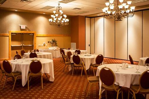 會議中心斯利普套房酒店 - 歐克萊爾 - 歐克萊爾 - 宴會廳