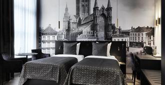 Hotel Harmony - Gante - Quarto