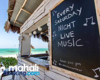 Mahali Zanzibar - Paje - Lounge