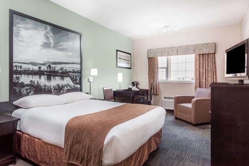 鄰近薩斯卡通機場速 8 酒店 - 薩克屯 - 薩斯卡通 - 臥室