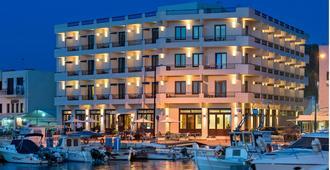 波爾圖威尼斯阿諾飯店 - 哈尼亞 - 建築