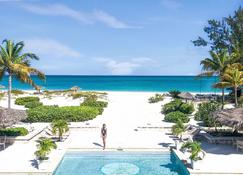 The Meridian Club, Turks & Caicos - Isla de Cayo Pino - Playa