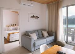 Sao Vicente Lodge - Ribeira Grande - ห้องนั่งเล่น