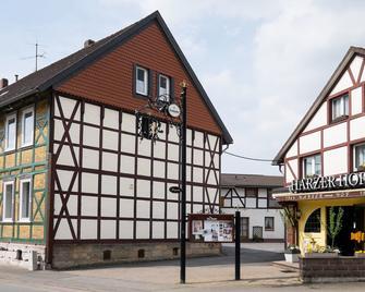 Harzer Hof - Herzberg am Harz - Будівля