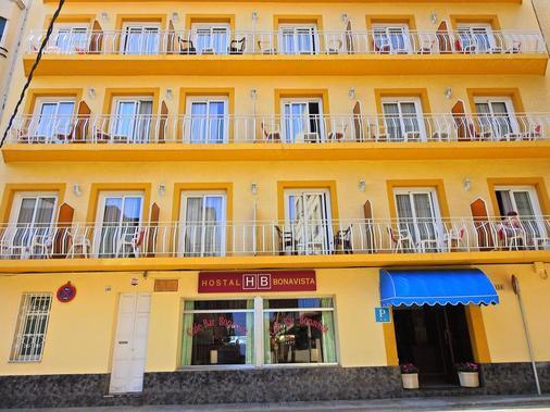Hostal Bonavista - Calella - Κτίριο