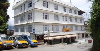 Jewel Of The East - Gangtok - Toà nhà