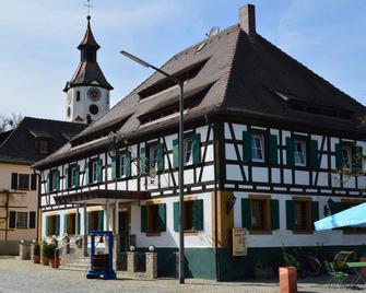 Landhotel Rangau Gasthof & Brennerei - Markt Erlbach - Building