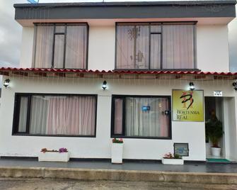 Hotel Hortensia Real - Paipa - Edificio